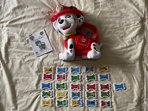 Vtech Paw Patrol Treat Time Marshall COMPLETE EUC barely used