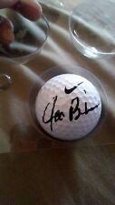 Jason Bohn Signed Nike Golf Ball Pga autograph