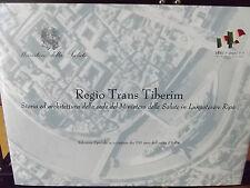Ennio di Paolo Regio Trans Tiberim Roma History and architecture special edition