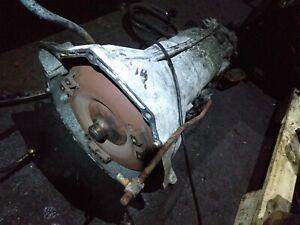 Mercedes w123 280E Automatic Gearbox 1232707501 722.309 230E 1262712201 1985