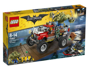 LEGO 70907 Batman Killer Croc Tail-Gator  BRAND NEW