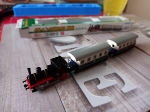 Kato 10-500-2 Steam Passenger Train Pack.