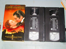 Gone With The Wind (VHS) Clark Gable Tested