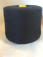 Machine knitting yarn Colour Black