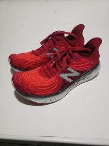 Size 12 - New Balance Fresh Foam 1080v10 Neo Crimson 2020