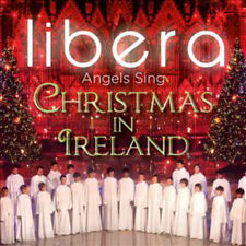 Libera : Angels Sing Christmas in Ireland CD (2013) ***NEW***