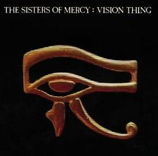 """THE SISTERS OF MERCY - VISION THING CD (1990) 3RD ALBUM / INCL.""""MORE"""""""