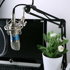 Mic Mikrofon Suspension Boom Scissor Arm Ständer Halter für Studio Broadc_Sale