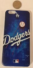 Los Angeles Dodgers Logo Cover Case For iPhone 6/6s Gel/ Silicone Nice!