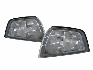 Lancer 1996-1998 Coupe 2D Clear Corner Light Chrome for Mitsubishi