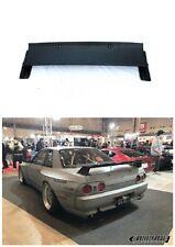 FRP PD RB Style Rear Trunk Spoiler Wing  For 89-94 Nissan Skyline R32 GTR
