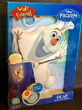 Disney Frozen Olaf Wall Friends by Uncle Milton Interactive Wall Character