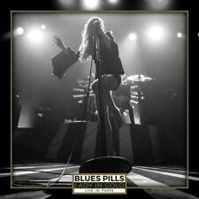 BLUES PILLS Lady In Gold Live In Paris (2017) 15-track 2xCD album NEW/SEALED