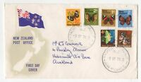 New Zealand First Day Cover 2 Sep 1970 Hobsonville Air Force  985b