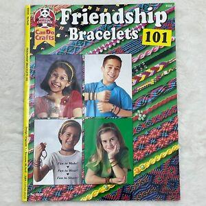 Friendship Bracelets 101 Book Design Originals by Suzanne McNeill