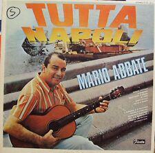 MARIO ABBATE TUTTA NAPOLI IMPORT FIESTA STEREO