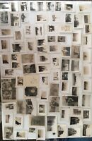 Vintage 1945 WWII Photos Travel Military Europe Germany Soldiers Ephemera 160+