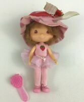 Strawberry Shortcake Berry Ballerina Doll with Full Dance Outfit Bandai 2003