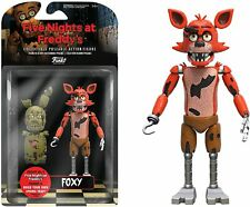 Foxy Funko cinque NOTTI AL FREDDY/'S MOC. Foxy