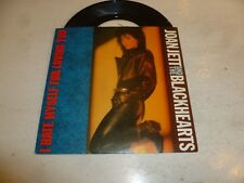 "JOAN JETT - I Hate Myself For Loving You - 1988 UK 2-track 7"" vinyl single"