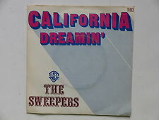 THE SWEEPERS California dreamin 16663
