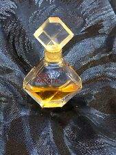 Miss Worth By Worth Miniature Perfume Bottle 1/4 Oz 1/4 Left