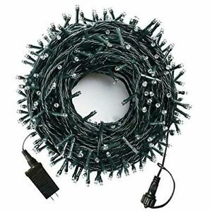 29V LED Christmas String Lights Outdoor Tree Lights 134Ft 360LED UL Certified En