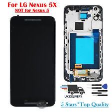For LG Nexus 5x Replacement Screen LCD Touch Digitizer Display Assembly Frame UK