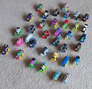 Thomas and Friends Minis Bundle X 35