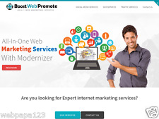 ReadyMade SEO / Web Marketing Services Reseller Website - Make Money Online -