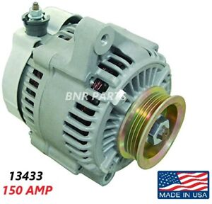 150 Amp 13433 Alternator Acura Integra 1.8L 1.7L High Output Performance HD USA