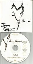 Ours JIMMY GNECCO The Heart ADVNCE EUROPE Made TST PRESS PROMO DJ CD USA Seller