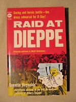 Raid at Dieppe - Quentin Reynolds - Pocket Book