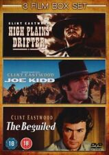 Clint Eastwood Movie DVDs & Blu-ray Discs