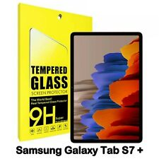 Tempered Glass Tablet Screen Protector For Samsung Galaxy Tab S7 Plus 12.4 inch