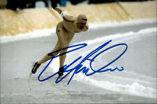 Eric Heiden SIGNED autographed 4x6 photo SPEED SKATING OLYMPIC GOLD MEDALIST