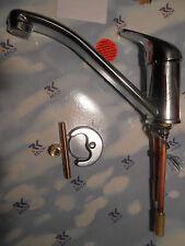 Reich Charisma Single Lever Mixer Tap, Heavy Duty, Chrome, 30-35mm, Caravan, NEW