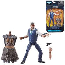 PREORDER Marvel Legends Black Panther Wave 2 Ulysses Klaue (M'Baku BAF)