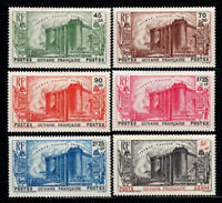 Guyana 1939 Yv. 152-56, PA 19 Neuf * 100% Révolution, AirMail...