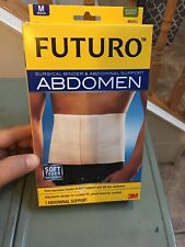 3M Futuro MEDIUM Surgical Binder & Abdominal Support for Abdomen ~ NIB  #46201