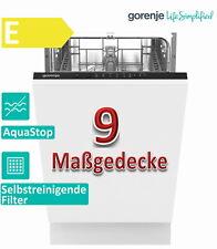 Gorenje Gv52040 Geschirrspüler Vollintegriert 45 Cm breit weiß A