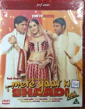 Mere Yaar Ki Shaadi Hai - Official Hindi Movie DVD ALL/0 Subtitles
