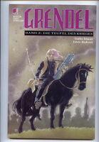 GRENDEL Paperback 2 Die Teufel des Krieges ( Tilsner/Speed 1997-1999 ) Neuwertig