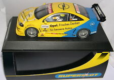 SUPERSLOT H2474 OPEL  V8 COUPE  #7  OPEL TEAM PHOENIX  REUTER SCALEXTRIC UK  MB