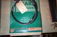 1964 Buick Lesabre and Wildcat Rear Brake Cable #2327
