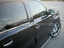 2000-2006 Escalade SUV Base Model Chrome Window Sill Trim Accent Stainless Steel
