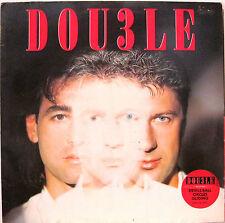"DOUBLE ""DOU3LE""  lp Germany unplayed"