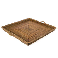 Calaisio Serving Tray Square With Handles Large 66cm