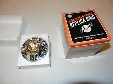 RING SF GIANTS 1954 WORLD SERIES REPLICA RING SGA 2015 NEW SAN FRANCISCO NIB