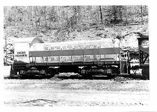 7AA628 1970s RP VIRGINIA POCAHONTAS COAL LOCOMOTIVE WV ? VA ?